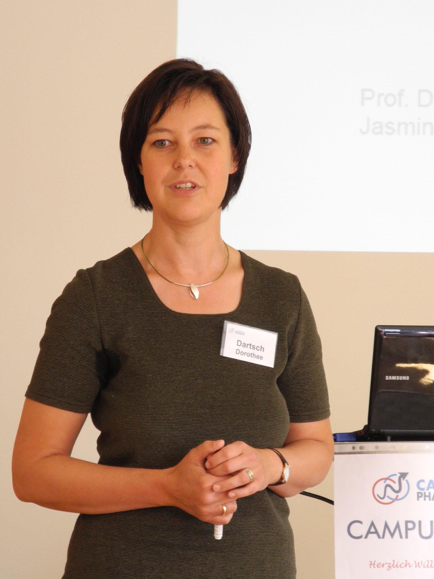 Prof. Dr. Dorothee Dartsch