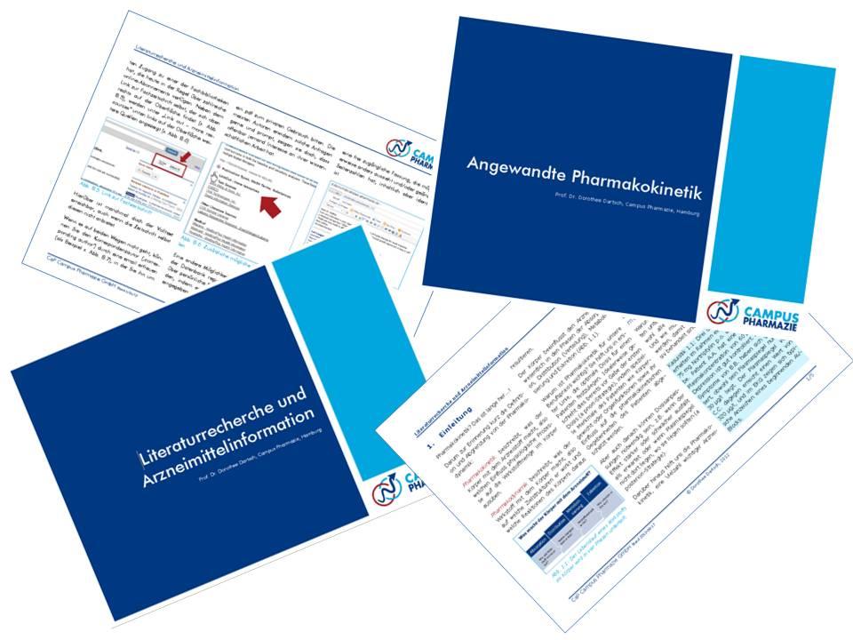 Medizinische Literaturrecherche, Pharmakokinetik - Studienmaterial